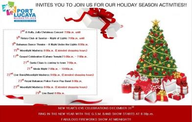 A Holly, Jolly Christmas - Holiday Season Activities