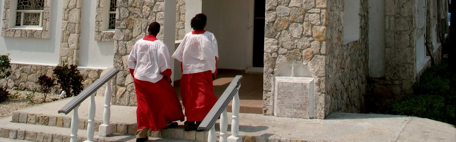Grand Bahamas Churches