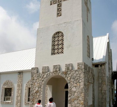 Grand Bahamas Churches