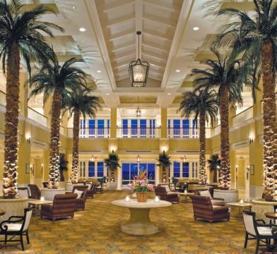 Grand lucayan Hotel-Lobby