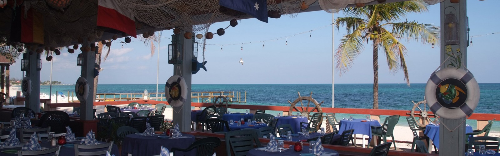 Fine Dining Restaurant by the Water
