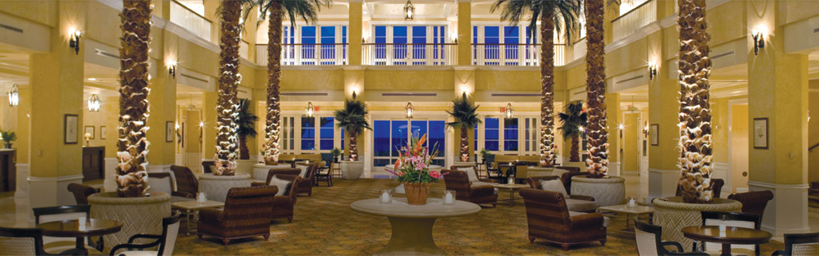 Grand Lucayan Lobby