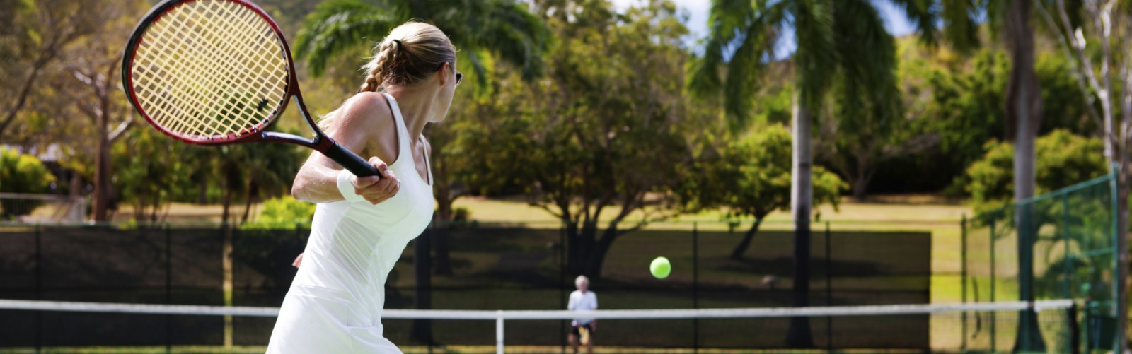 Grand Bahama tennis