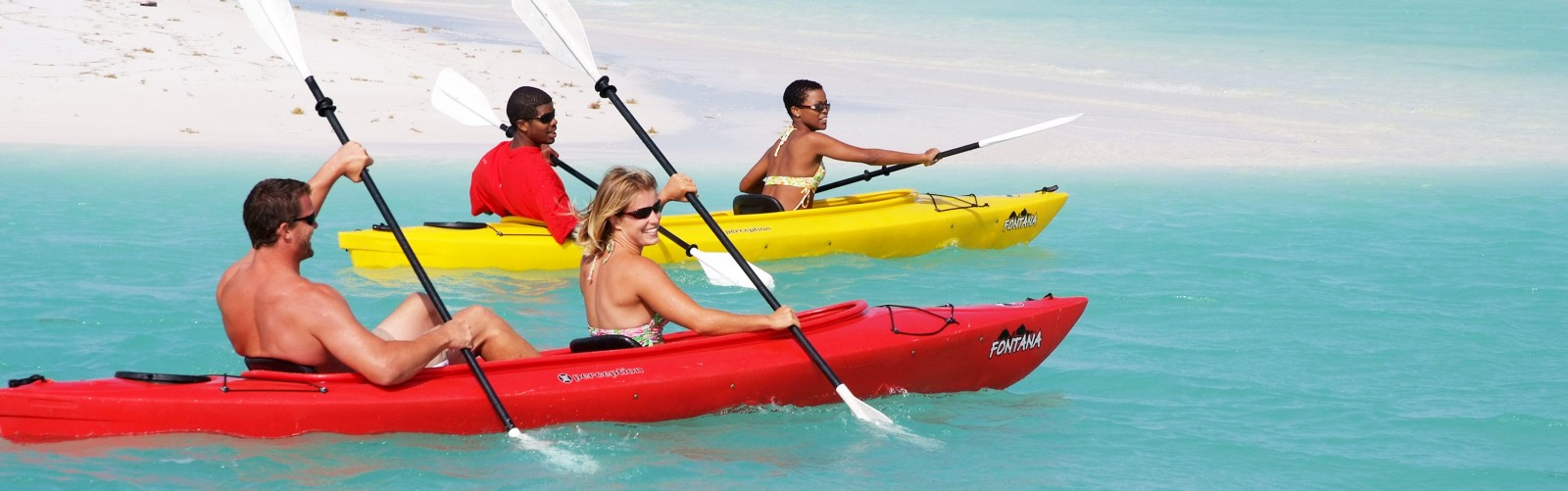 Grand Bahama Kayaking