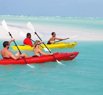Grand Bahama Kayaking