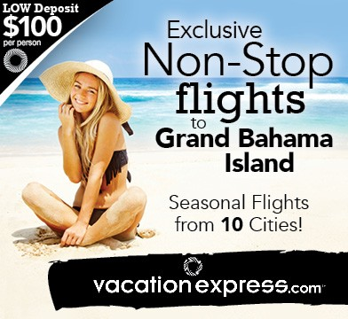 Vacation Express Deal
