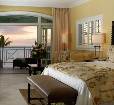 Old Bahama Bay room with ocean view