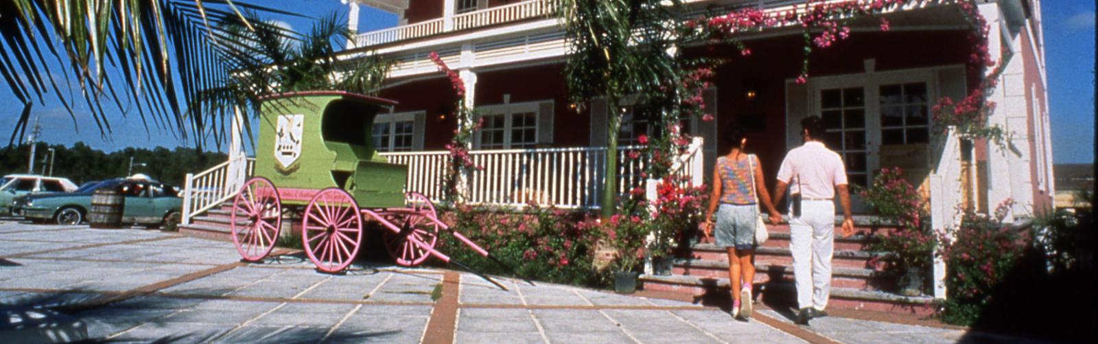 Grand Bahamas History